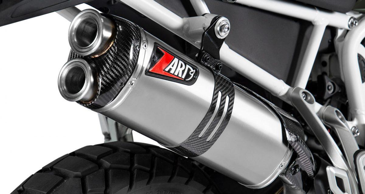 Zard scarichi Triumph Tiger 900