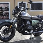 Moto Guzzi Porte aperte del centenario