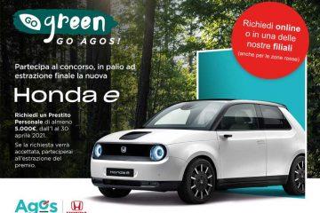 Partnership Agos e Honda