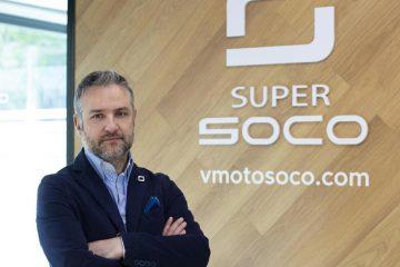 Maurizio Ruvolo - Sales Manager Vmoto Soco Italy